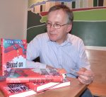 Peter Tickler Blood on the Marsh launch