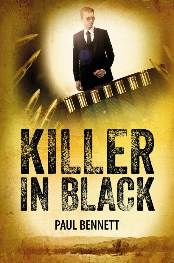 Killer in Black by Paul Bennett